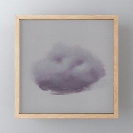 Dare to Dream - Cloud 48 of 100 Framed Mini Art Print