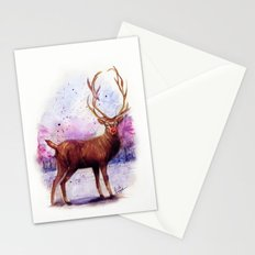 .Rudolph Stationery Cards