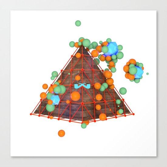 Zenith. Canvas Print