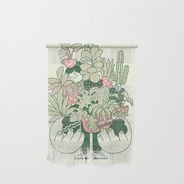 Plants Club (girl) Wall Hanging