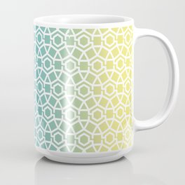Gravity Tesselation Coffee Mug