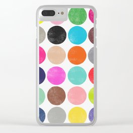 colorplay 16 Clear iPhone Case