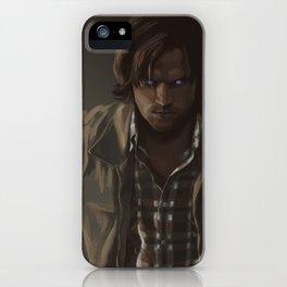 Ezekiel. Sam Winchester iPhone Case
