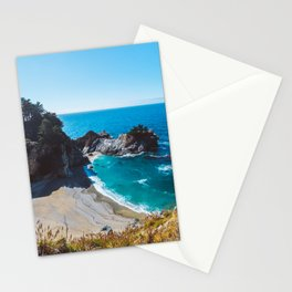 McWay Falls, Big Sur, California Stationery Cards