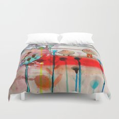 the first time Duvet Cover