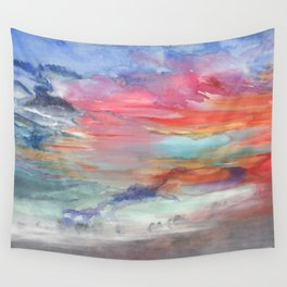 Stormcoming Wall Tapestry