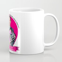 Giuseppe Conte Kawaii Coffee Mug