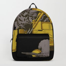 Triceratops Backpack