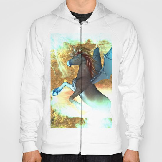 Dark unicorn  Hoody
