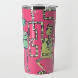 Robo Pirates! Travel Mug