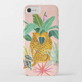 Cheetah Crush iPhone Case