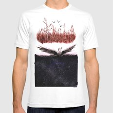 Transformation Mens Fitted Tee White MEDIUM