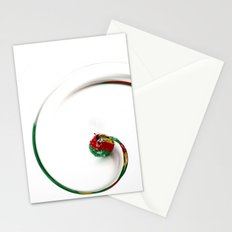 Swirl Ball Stationery Cards