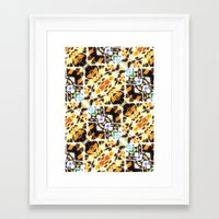 barcelona Framed Art Prints featuring Barcelona by kociara