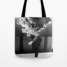 A Series of Vibrations Tote Bag