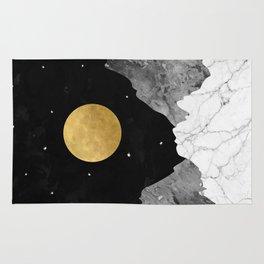 Moon and Stars Rug