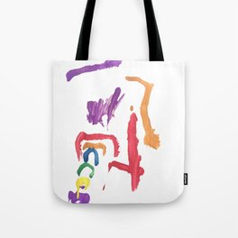Rainbow by Emma Tote Bag