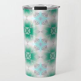 ethnic bohemian pattern Travel Mug