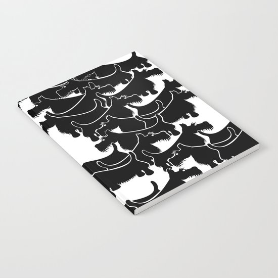 Scottish Terrier Notebook