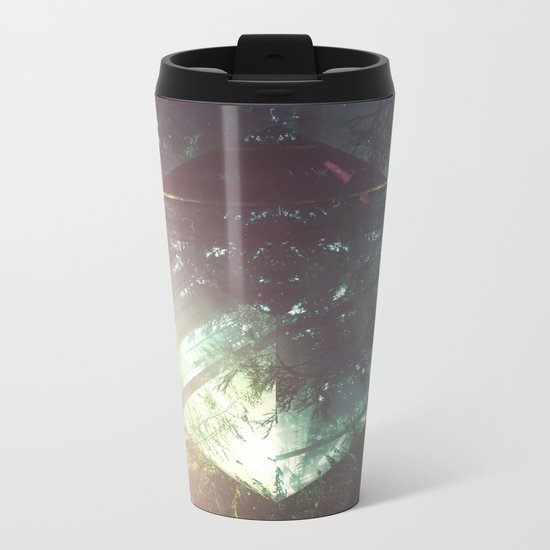 Fractions 03 Metal Travel Mug