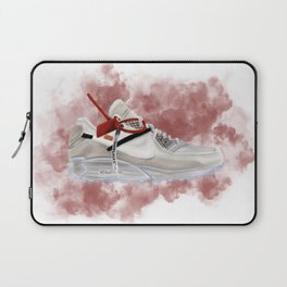OFF WHITE MAX Laptop Sleeve