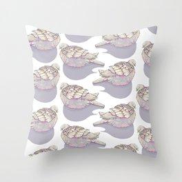 Dove you Throw Pillow
