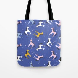 Super unicorn sparkles Tote Bag