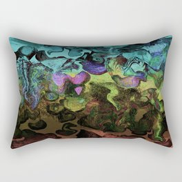 The Way of the Abyss Rectangular Pillow