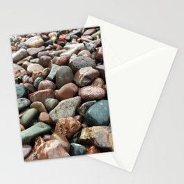 Lake Superior Rocks Stationery Cards