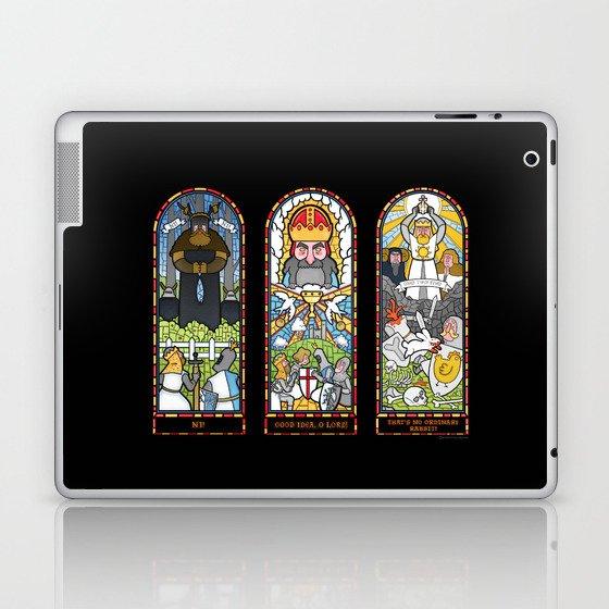 Windows of Aaarrgggh Laptop & iPad Skin