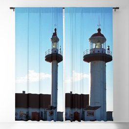 Lighthouse Cap de Madelaine Blackout Curtain