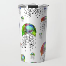 JELLYFISH BLOOM Travel Mug
