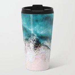 Pink Sand Travel Mug