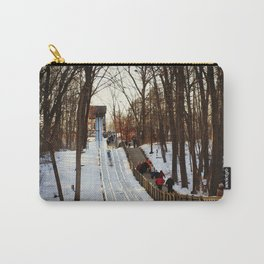 Winter Toboggan Carry-All Pouch