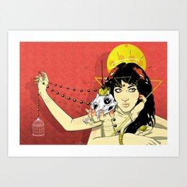 11:11 Art Print