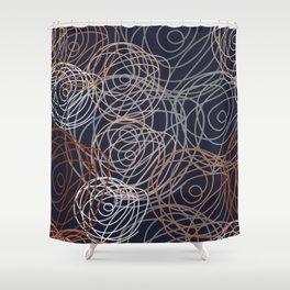 Alberta III Shower Curtain