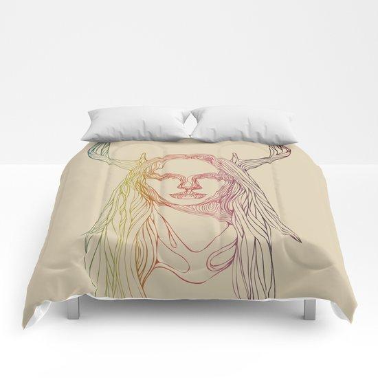 In Line Comforters