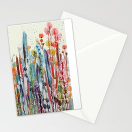 petit jardin 2 Stationery Cards