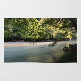 River of woe Rug