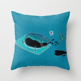 Sport Injuries Throw Pillow