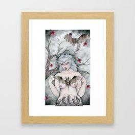 Anathema Framed Art Print