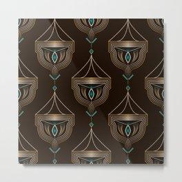 Art Deco No. 4 Metal Print