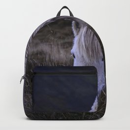 Icelandic Horse Backpack