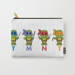 TMNT Chibis Carry-All Pouch