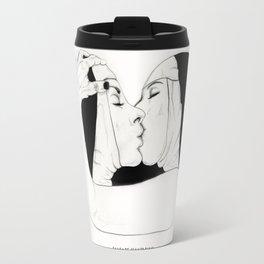 Lesbian Nuns Travel Mug