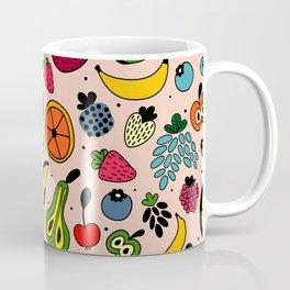 Fruity pattern Coffee Mug