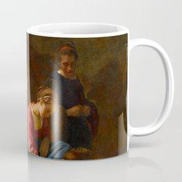 "Johannes Vermeer ""Diana and her Companions"" Coffee Mug"