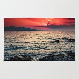 Ionian sea II Rug