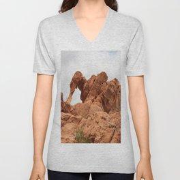 Elephant Rock Unisex V-Neck