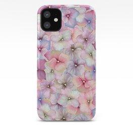 Pastel Floral Pattern iPhone Case